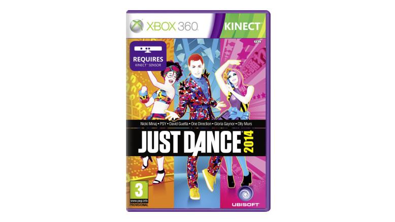 Just Dance 2014 Xbox 360 Game för Kinect