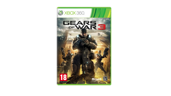 Gears of War 3 pour Xbox 360