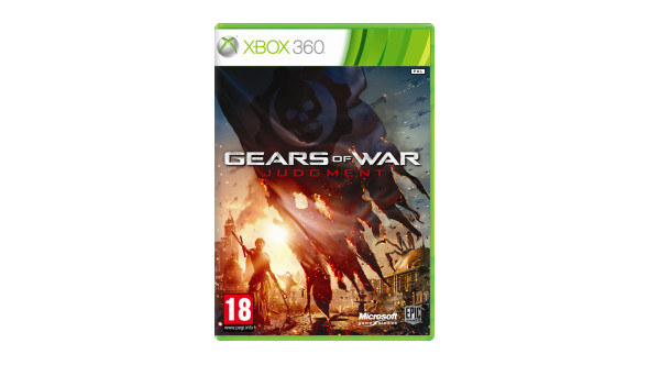 Gears of War : Judgment pour Xbox 360