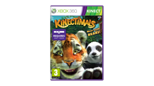 Kinectimals avec Bears Xbox 360 Game pour Kinect
