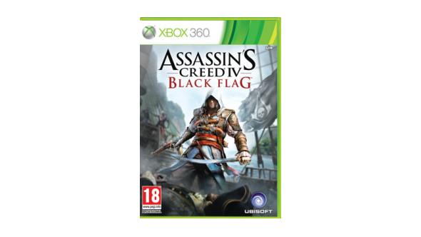 Assassin's Creed IV : Black Flag pour Xbox 360