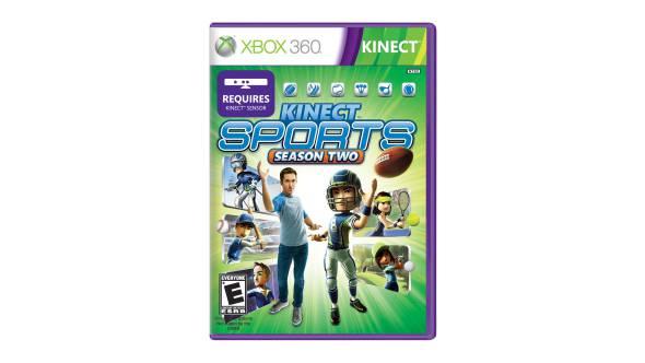Juego Kinect Sports: Segunda temporada de Xbox 360 para Kinect