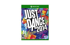 Jeu Xbox One pour Kinect Just Dance 2014