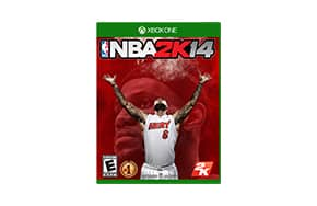 NBA 2K14 for Xbox One