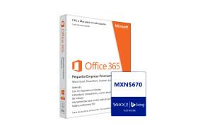 Office 365 Pequeña Empresa Premium