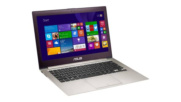 ASUS Zenbook Touch UX31LA-US51T Touchscreen Ultrabook