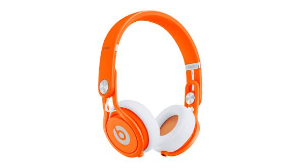 Casque Beats by Dr. Dre Mixr (orange néon)