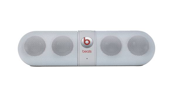 Système audio sans fil Bluetooth Beats by Dr. Dre Pill (blanc)