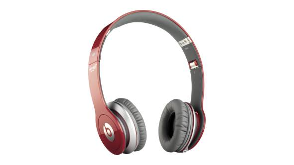 Beats by Dr. Dre Solo RED Edition On-Ear Headphones