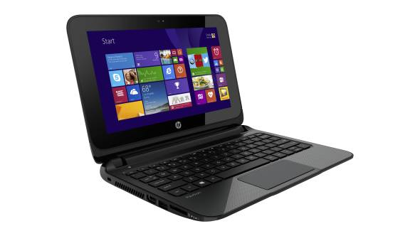 HP Pavilion TouchSmart 10-e010nr Touchscreen Laptop