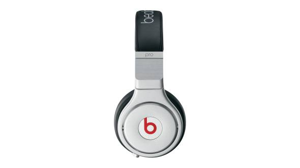 Beats by Dr. Dre Pro High Performance Headphones (Black)