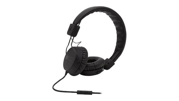 WeSC Piston Street Headphones (Black)
