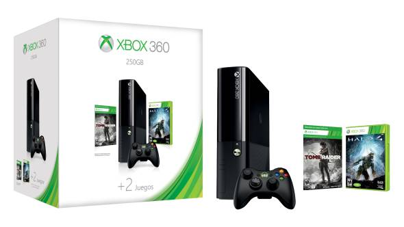 Xbox 360 250 GB Holiday Value Bundle