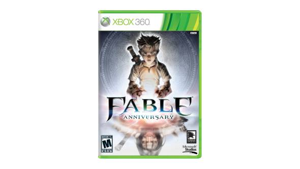 Fable Anniversary front of box