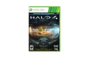 Halo 4: Game of the Year Edition for Xbox 360 (English)