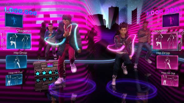 Dance Central 3 Xbox 360 Game for Kinect