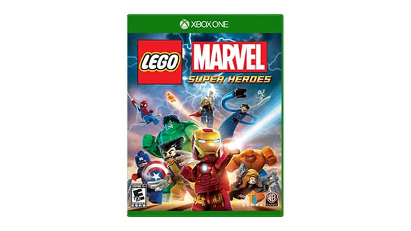 LEGO Marvel Super Heroes pour Xbox One