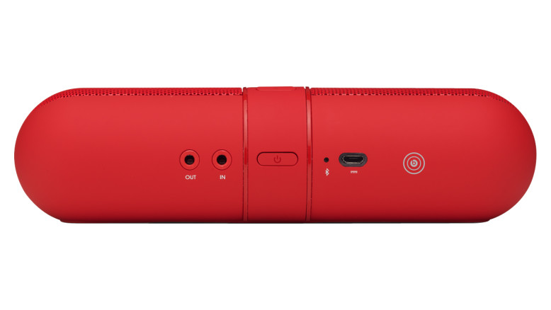 Beats Pill 2.0 Wireless Speaker with Bluetooth (Red)