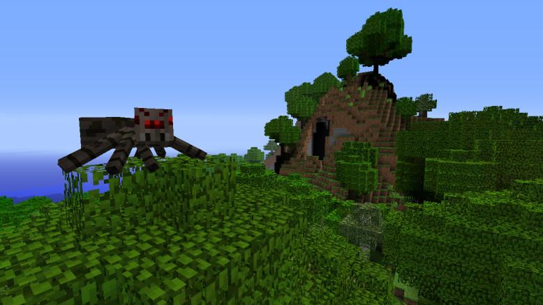 Minecraft: Xbox 360 Edition (Disk)
