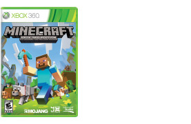 Minecraft : édition Xbox 360