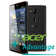 Acer Liquid E3 Duo PLUS | Rock Black